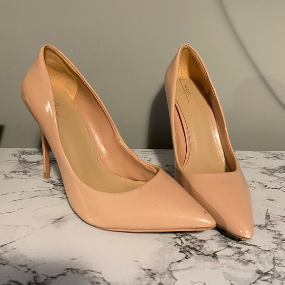 Aldo Peach Heels